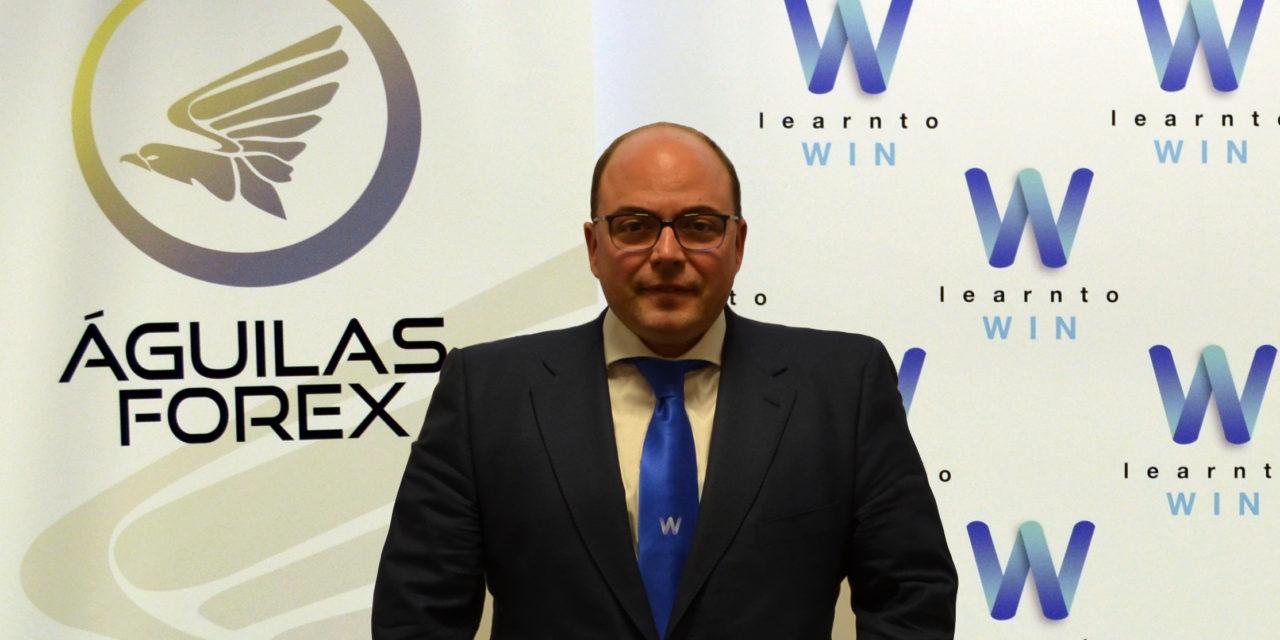 Francisco Ramón, CEO DE Learn to Win: «Vamos a formar a nuestros alumnos para alcanzar la libertad financiera»