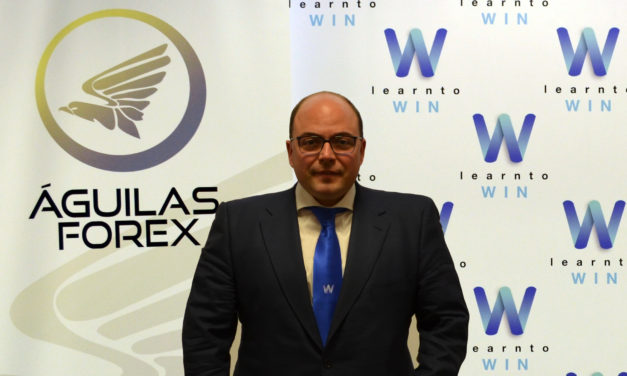 """Francisco Ramón, CEO DE Learn to Win: """"Vamos a formar a nuestros alumnos para alcanzar la libertad financiera"""""""